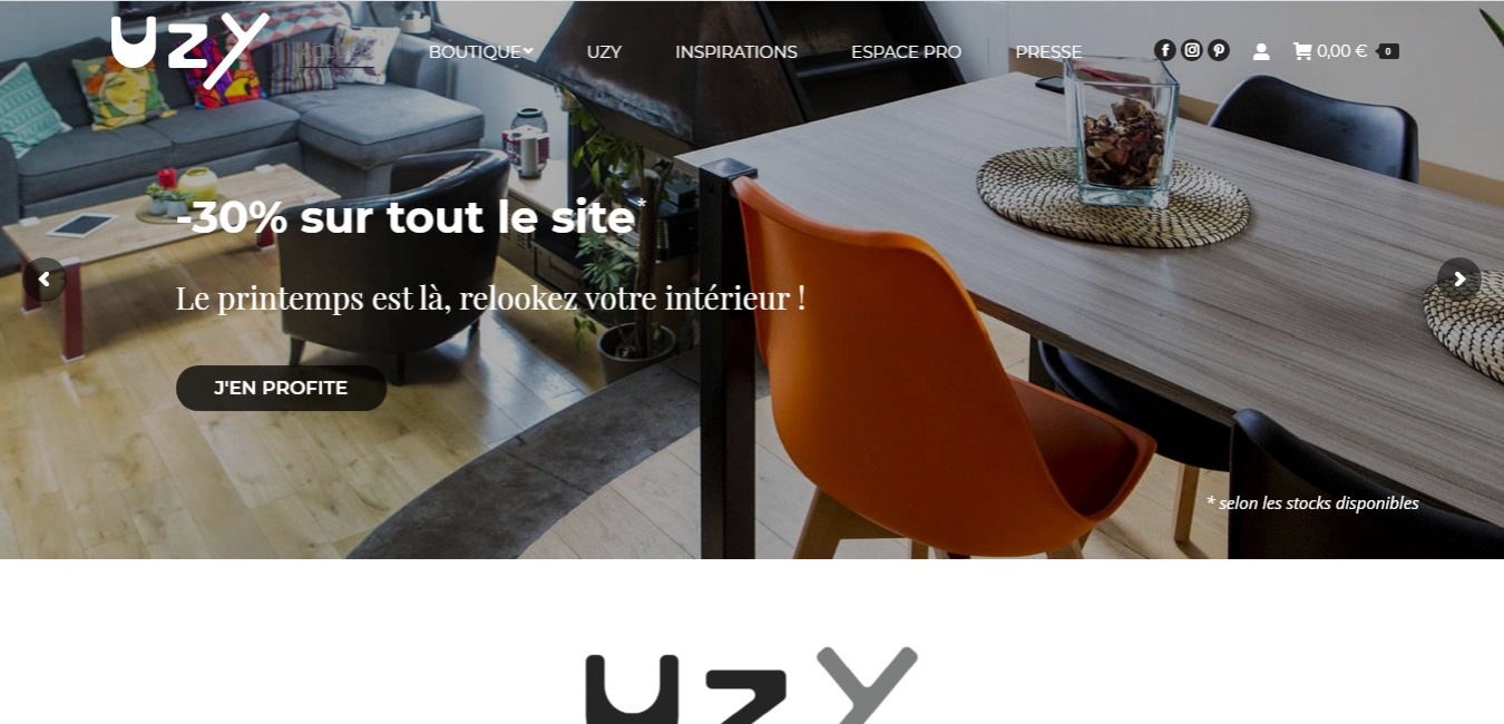 Site Uzy